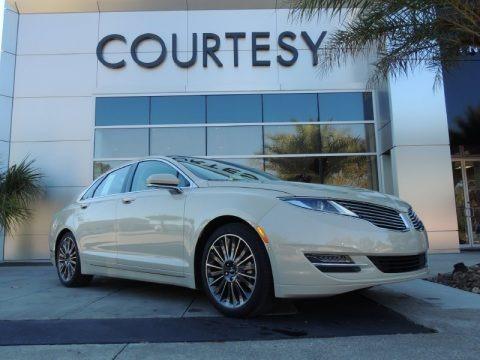 Platinum Dune 2014 Lincoln MKZ Hybrid