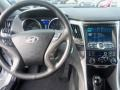 Hyundai Sonata Hybrid Limited Silver Frost Metallic photo #6