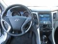 Hyundai Sonata Hybrid Limited Silver Frost Metallic photo #31