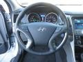 Hyundai Sonata Hybrid Limited Silver Frost Metallic photo #35
