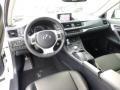 Lexus CT 200h Hybrid Starfire White Pearl photo #11