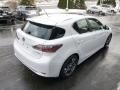 Lexus CT F Sport Special Edition Hybrid Starfire White Pearl photo #5