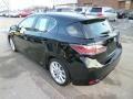 Lexus CT 200h Hybrid Premium Obsidian Black photo #5