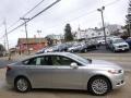 Ford Fusion Hybrid SE Ingot Silver photo #4
