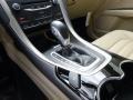 Ford Fusion Hybrid SE Ingot Silver photo #17