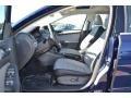 Volkswagen Jetta Hybrid SEL Premium Tempest Blue Metallic photo #3