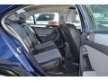 Volkswagen Jetta Hybrid SEL Premium Tempest Blue Metallic photo #4