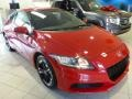 Honda CR-Z Hybrid Milano Red photo #9