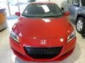 Honda CR-Z Hybrid Milano Red photo #10
