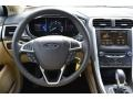 Ford Fusion Hybrid SE Ingot Silver photo #12