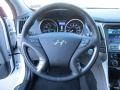 Hyundai Sonata Hybrid Limited Porcelain White Pearl photo #33