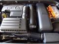 Volkswagen Jetta Hybrid SE Deep Black Pearl Metallic photo #23