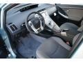 Toyota Prius Three Hybrid Sea Glass Pearl photo #5