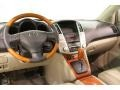 Lexus RX 400h AWD Hybrid Golden Almond Metallic photo #10