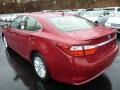 Lexus ES 300h Hybrid Matador Red Mica photo #2