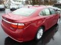 Lexus ES 300h Hybrid Matador Red Mica photo #4