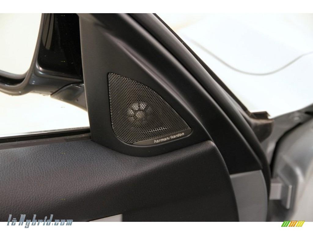 2013 3 Series ActiveHybrid 3 Sedan - Glacier Silver Metallic / Black photo #6