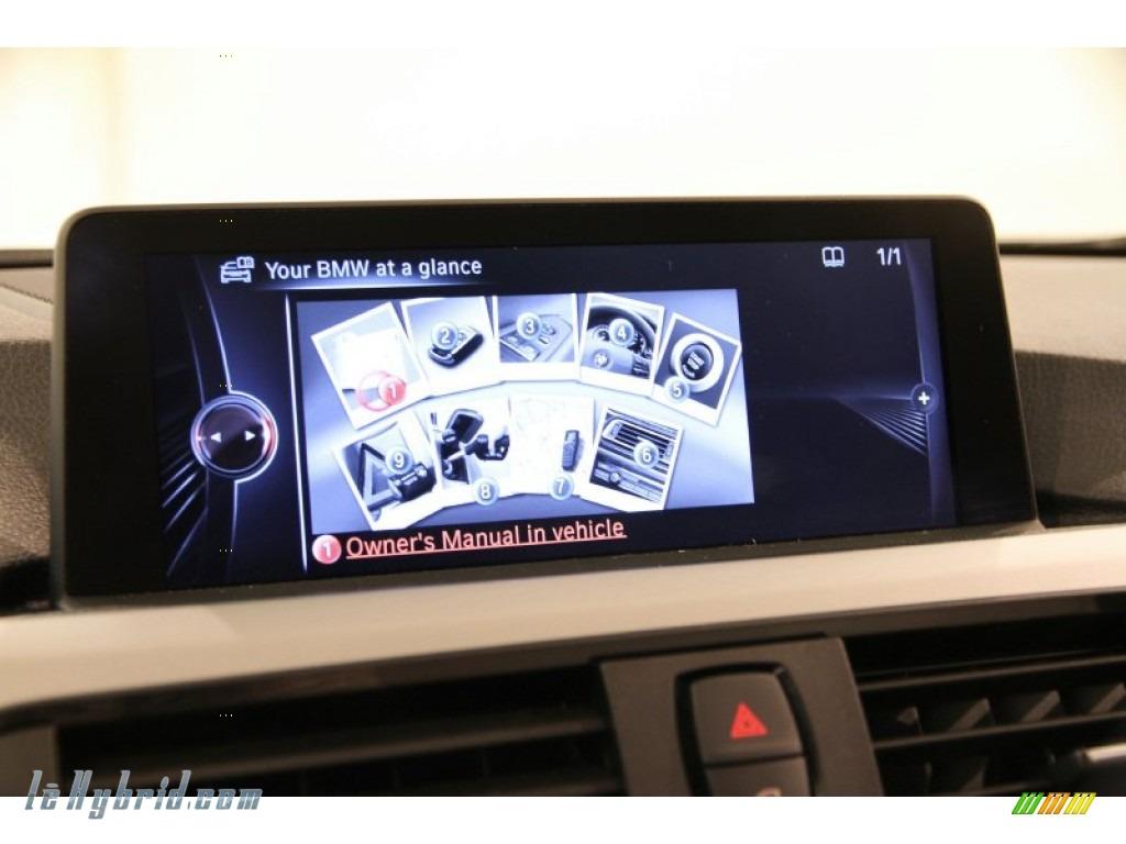 2013 3 Series ActiveHybrid 3 Sedan - Glacier Silver Metallic / Black photo #38