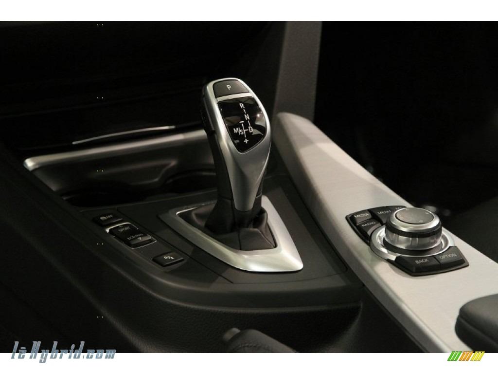 2013 3 Series ActiveHybrid 3 Sedan - Glacier Silver Metallic / Black photo #50