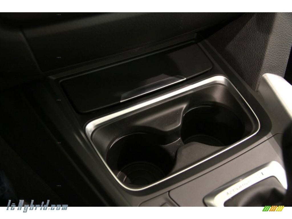 2013 3 Series ActiveHybrid 3 Sedan - Glacier Silver Metallic / Black photo #54