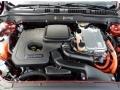 Ford Fusion Hybrid SE Sunset photo #13